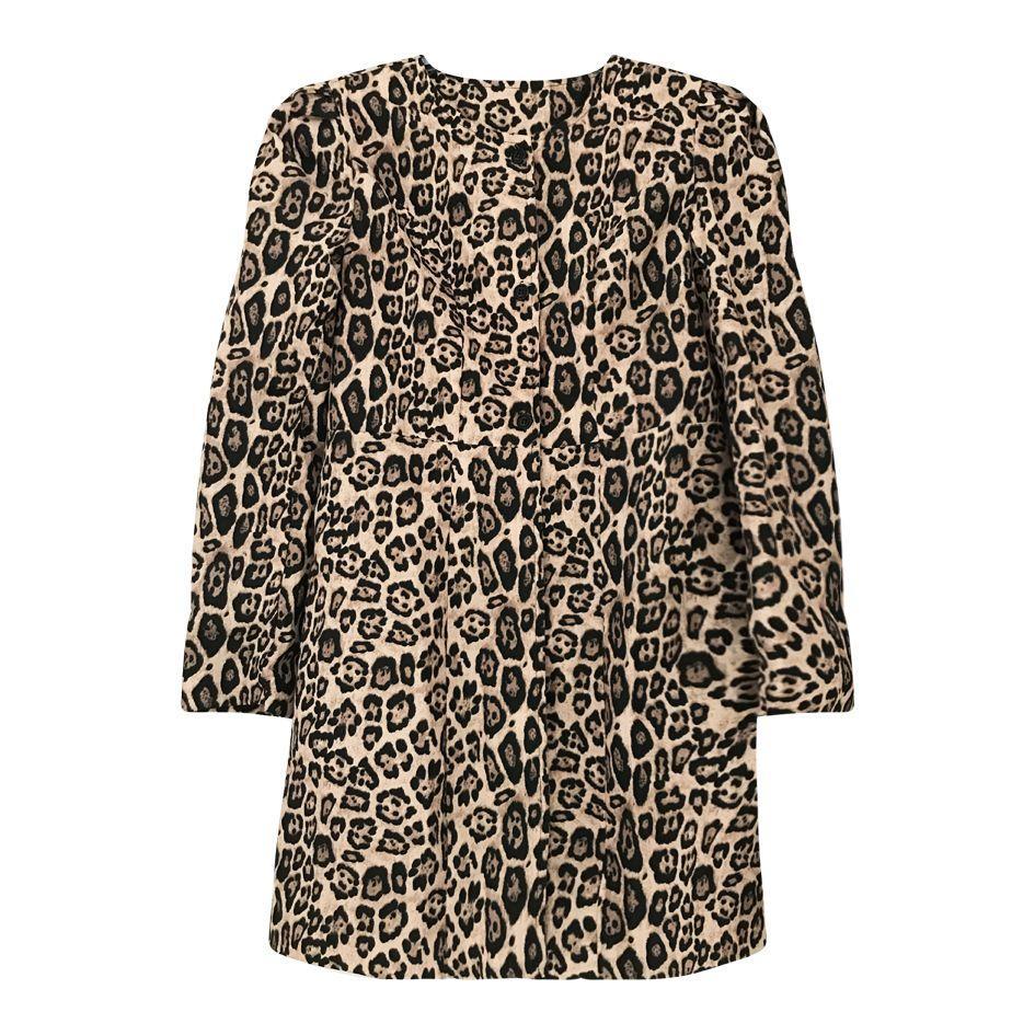 Vestes - Manteau léopard