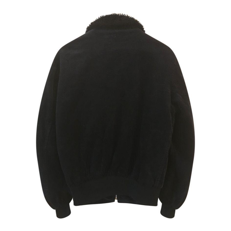 Vestes - Blouson en velours côtelé