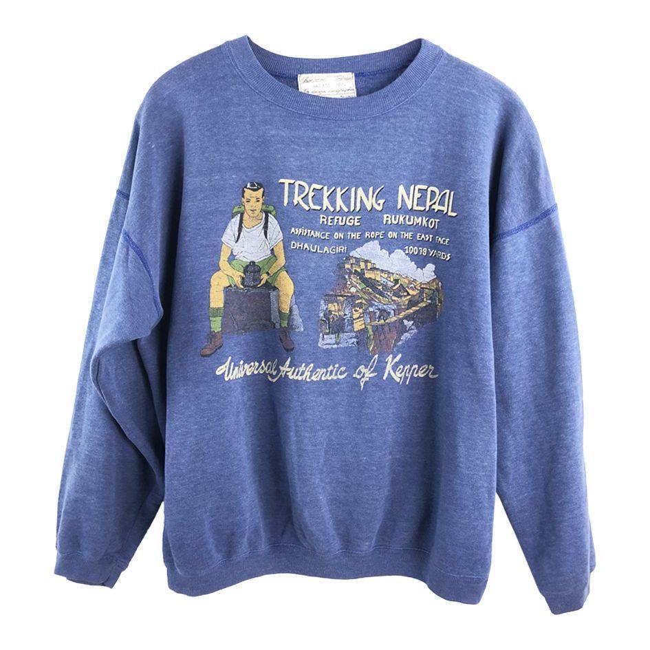 Pulls - Sweatshirt en coton