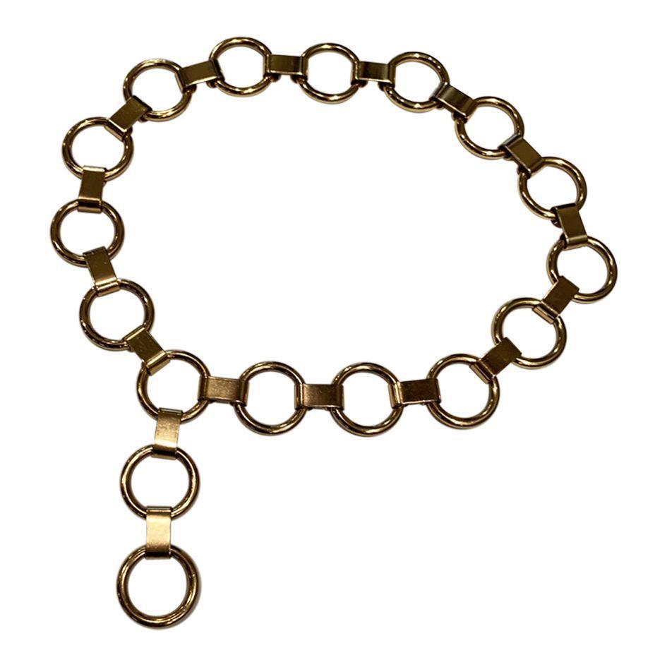 Accessoires - Ceinture chaîne dorée