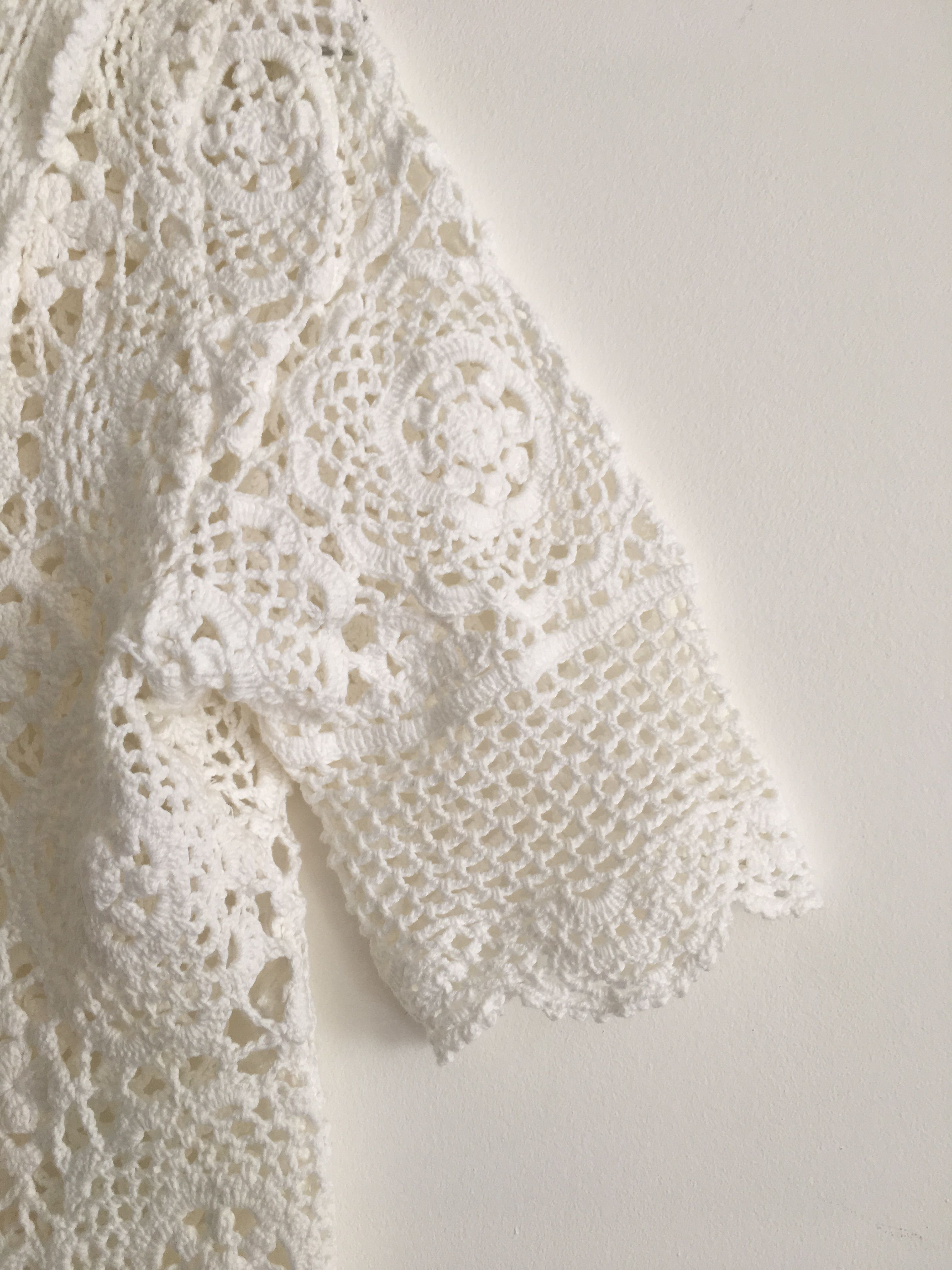 Tops - Blouse en crochet