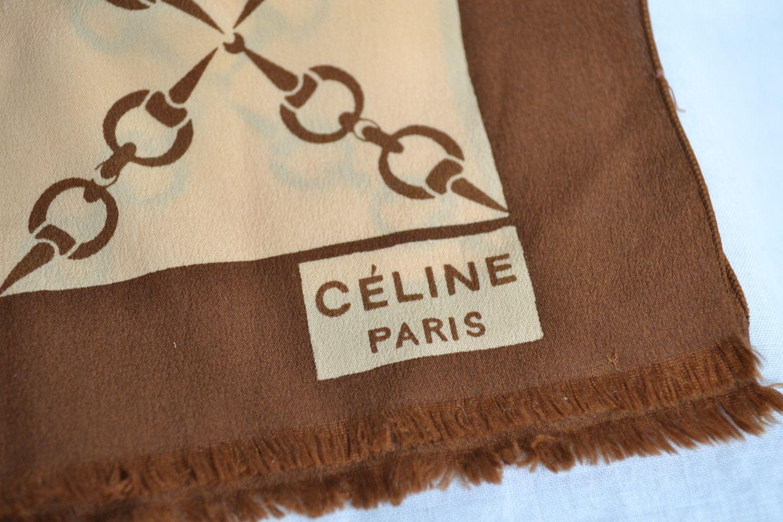Accessoires - Foulard Céline