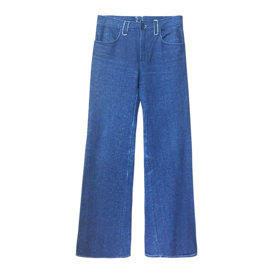 Pantalons - Flare en jean