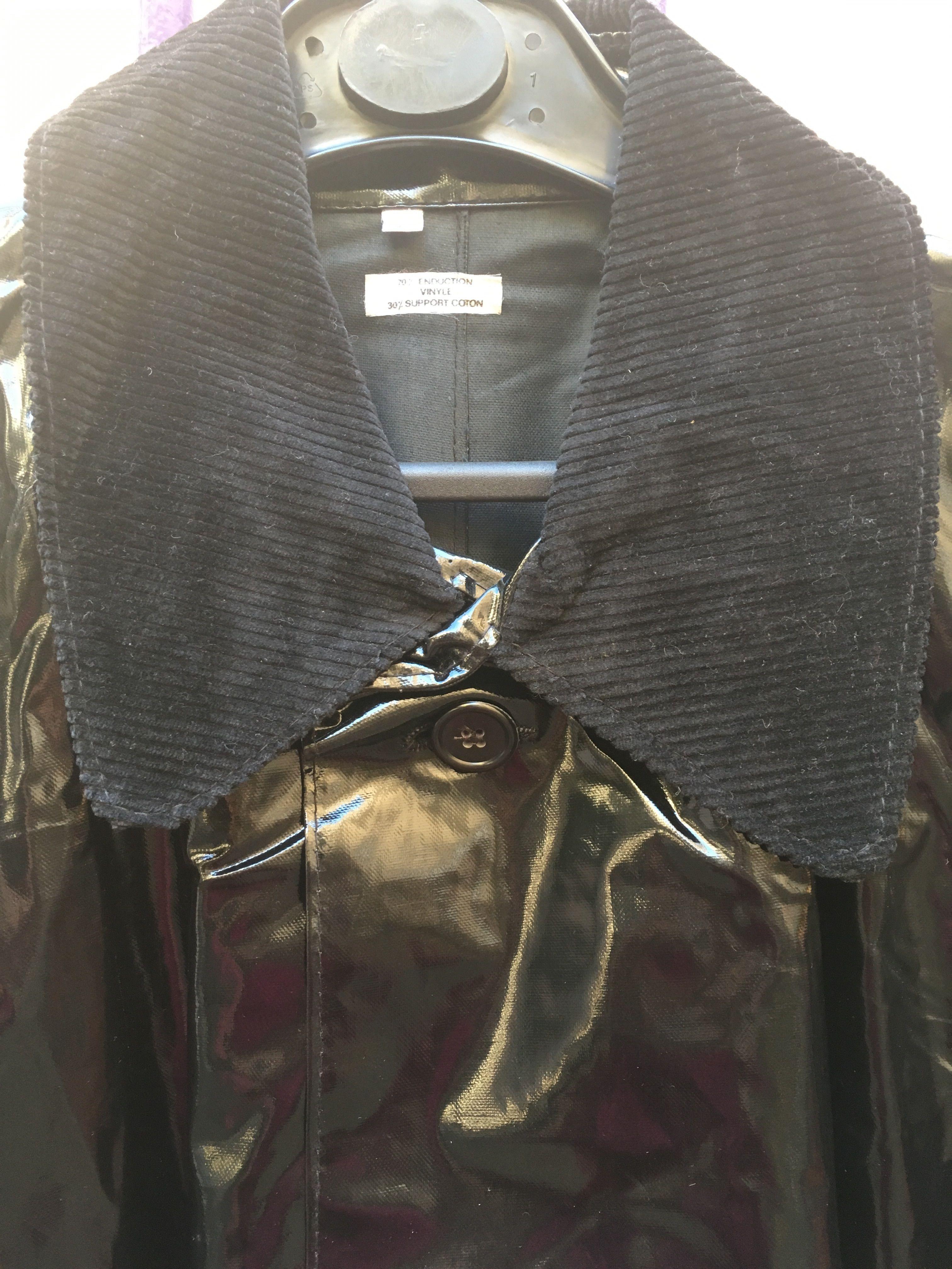 Manteaux - Manteau en vinyle