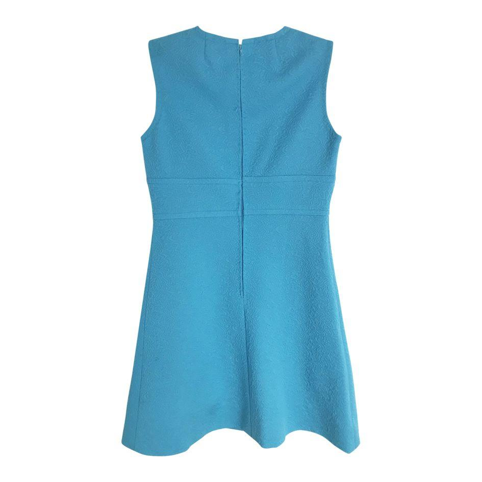 Robes - Robe turquoise