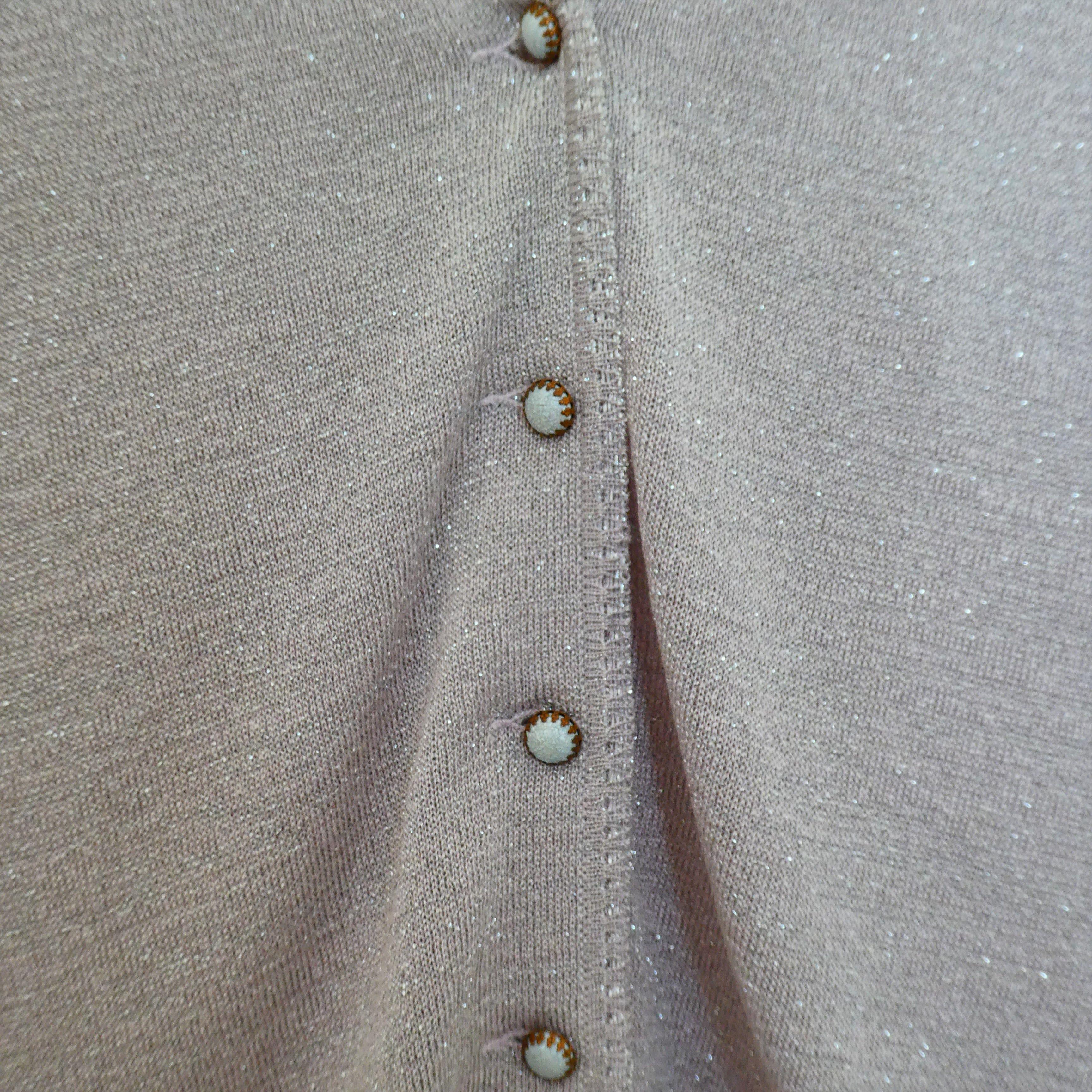 Tops - Cardigan lurex