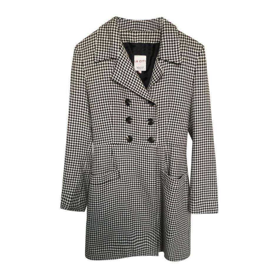 Manteaux - Manteau pied-de-poule