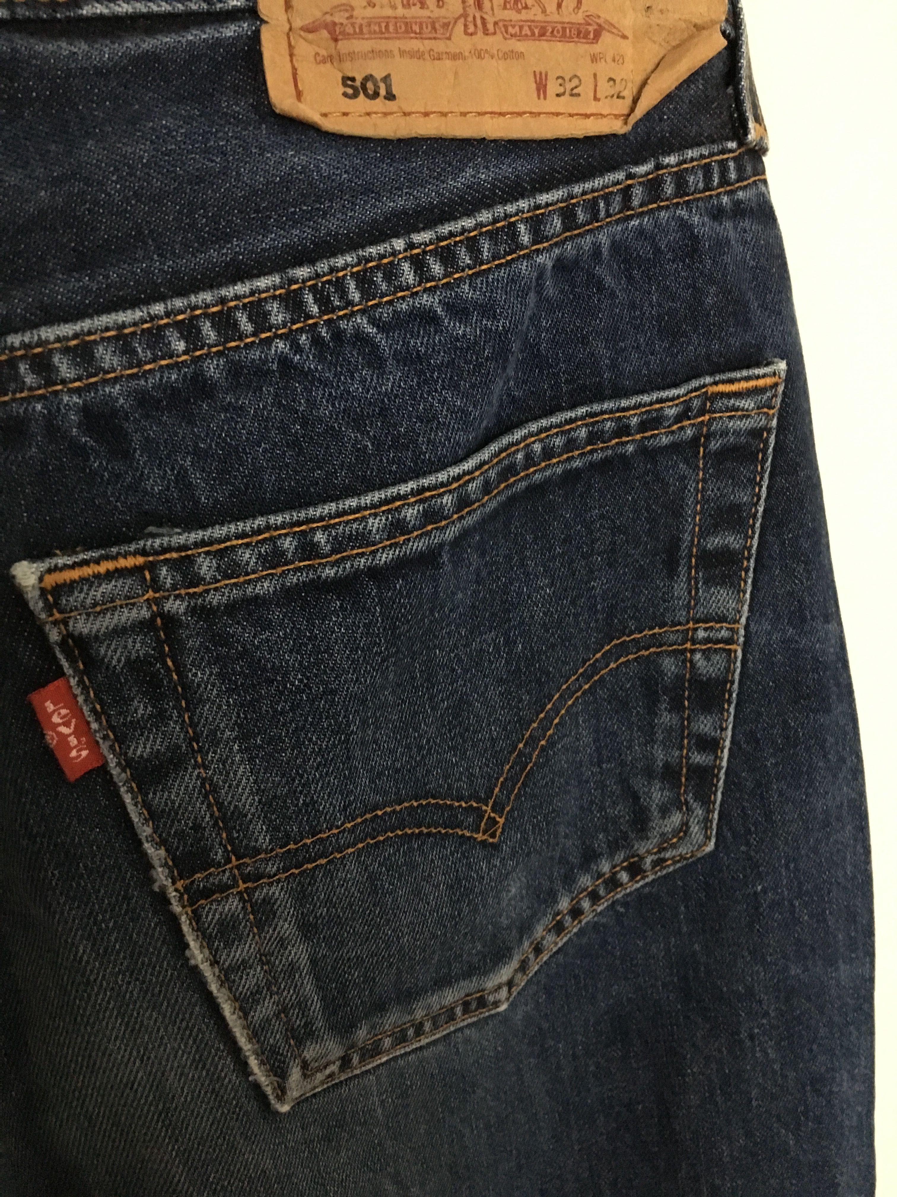 Pantalons - Jean Levi's 501 W32L32