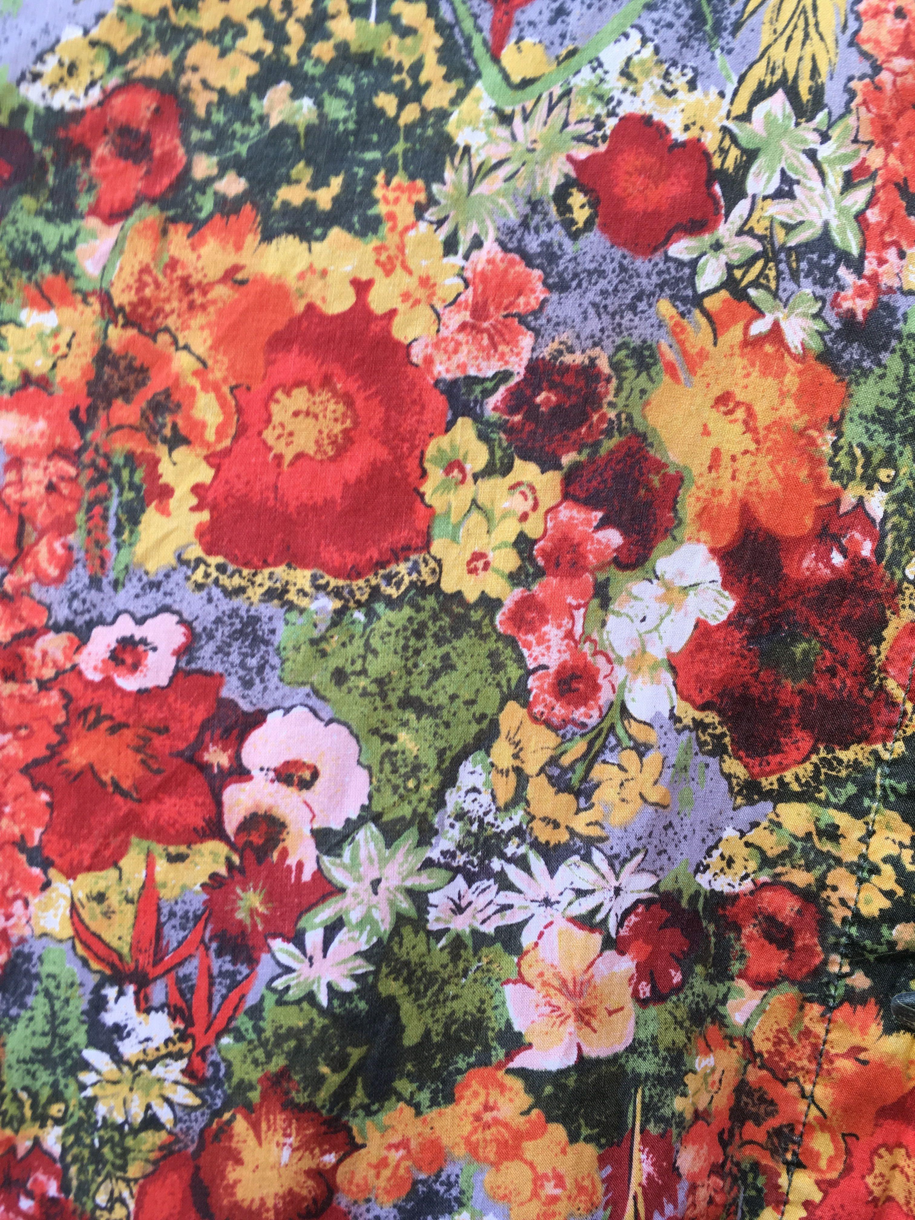 Tops - Blouse à fleurs