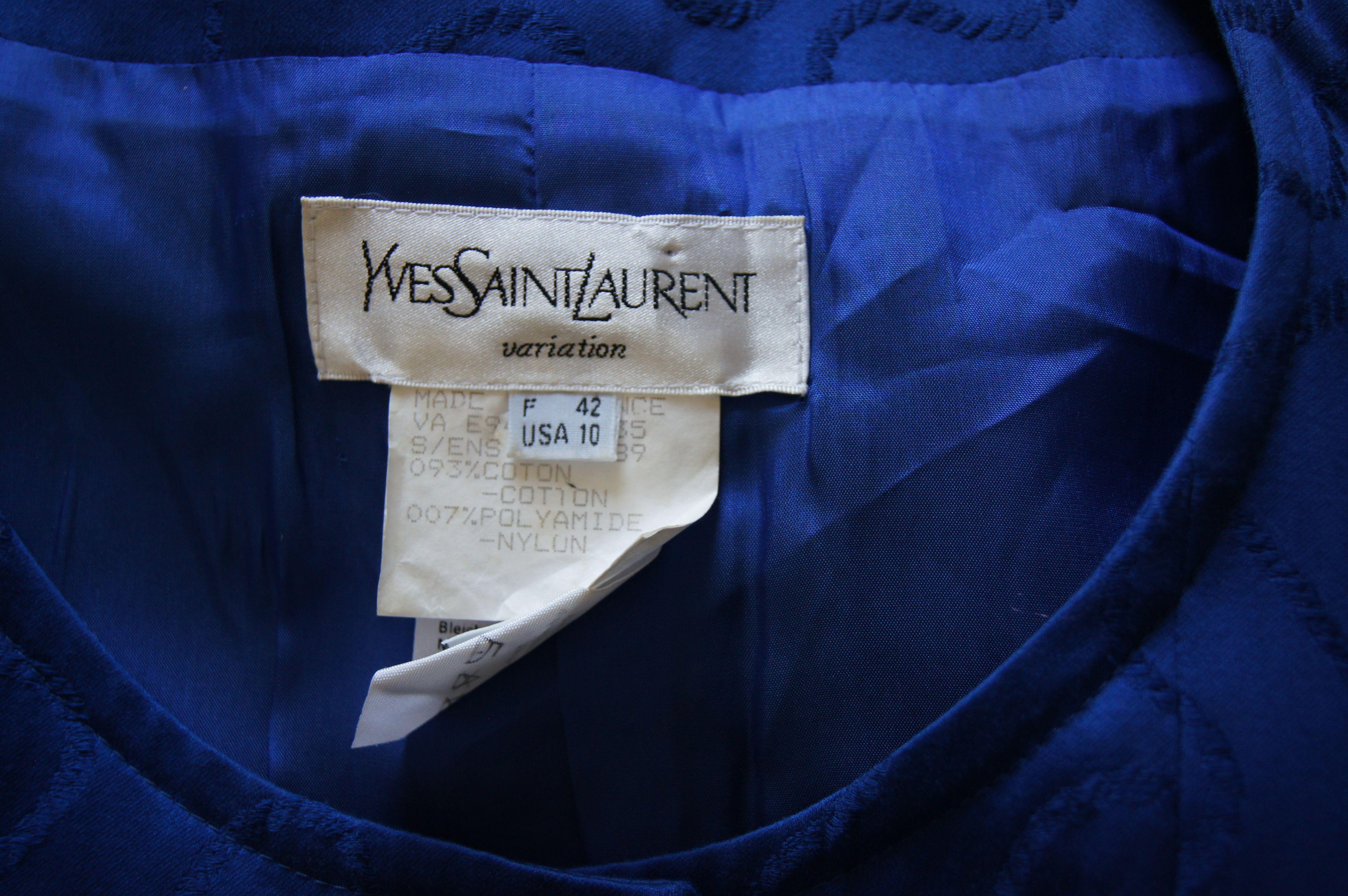 Vestes - Veste Yves Saint Laurent