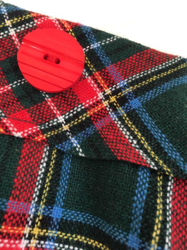 Robes - Robe tartan