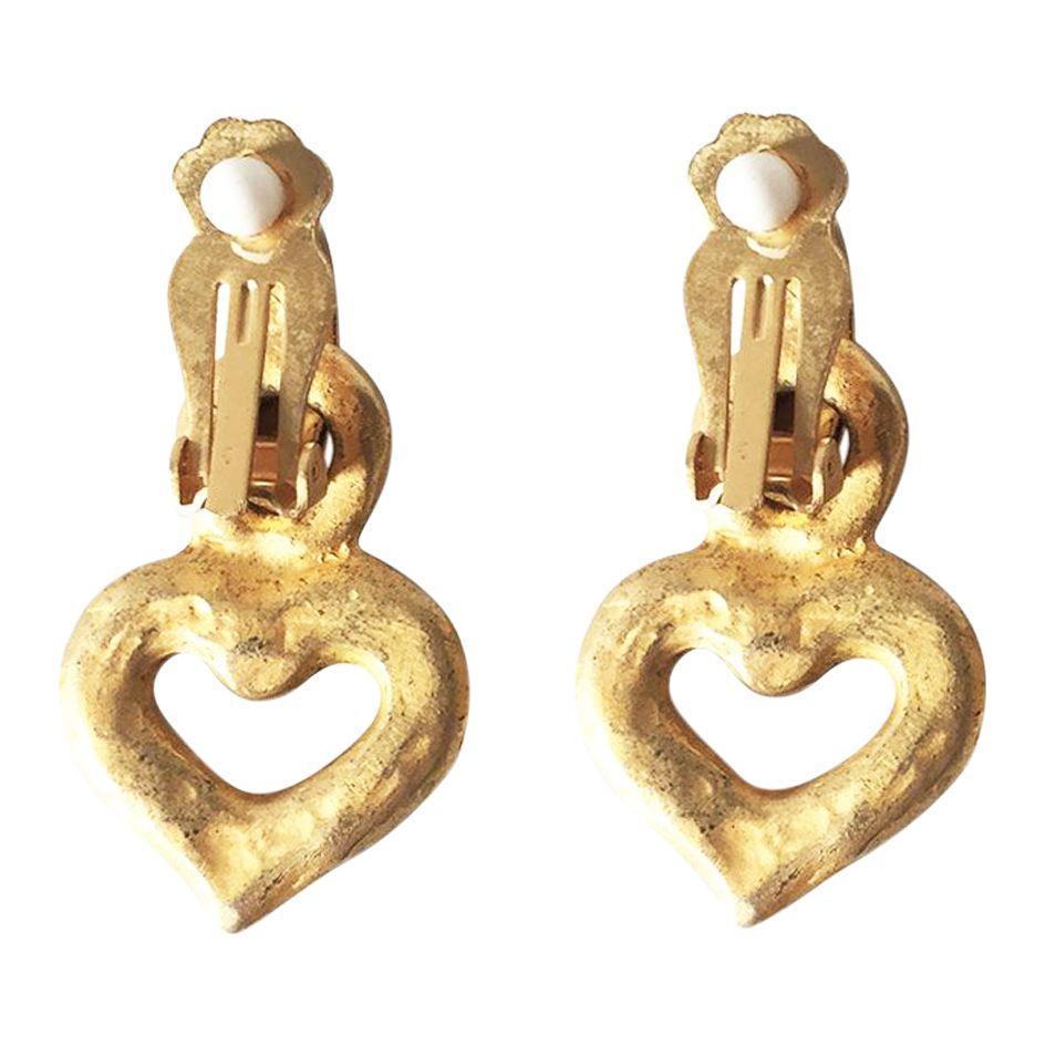 Accessoires - Boucles d'oreilles coeur