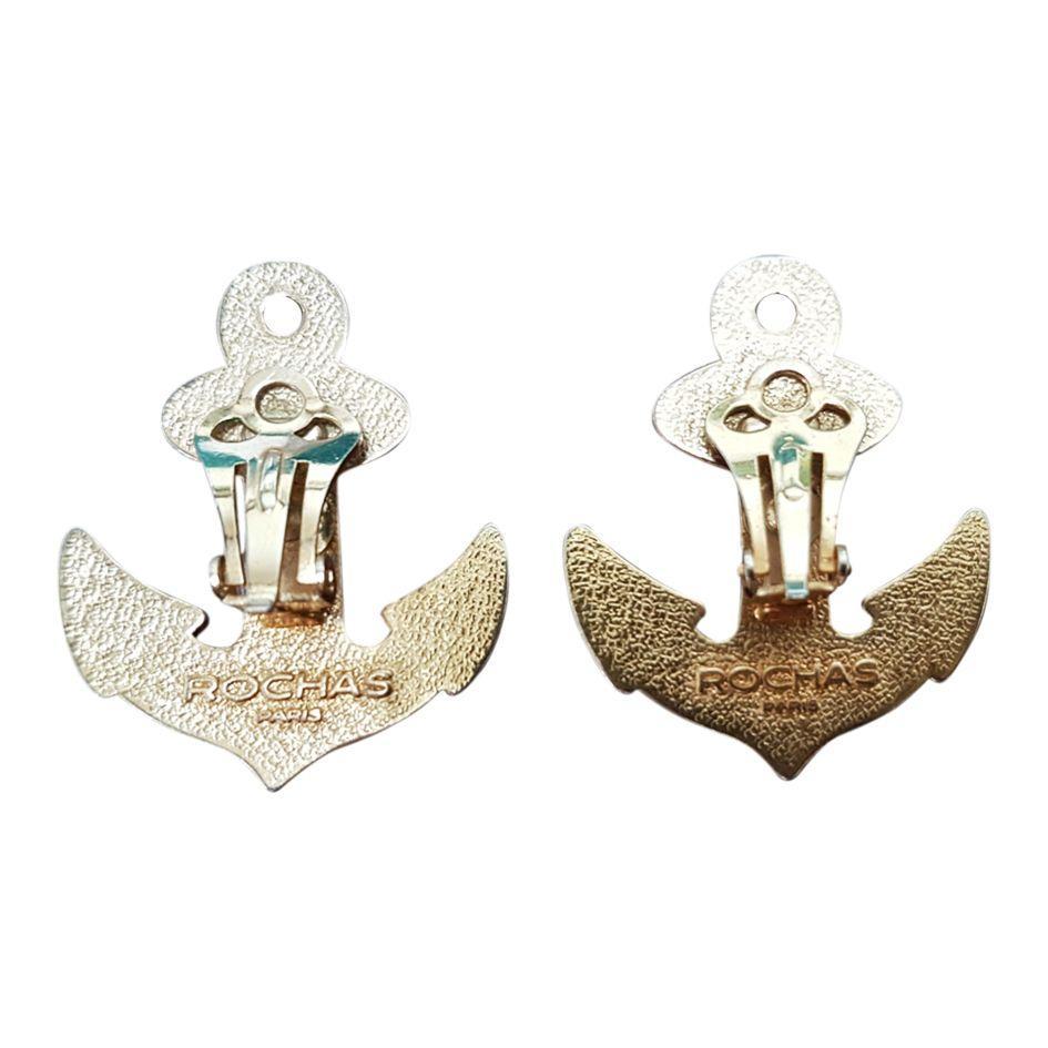Accessoires - Boucles d'oreilles clips Rochas