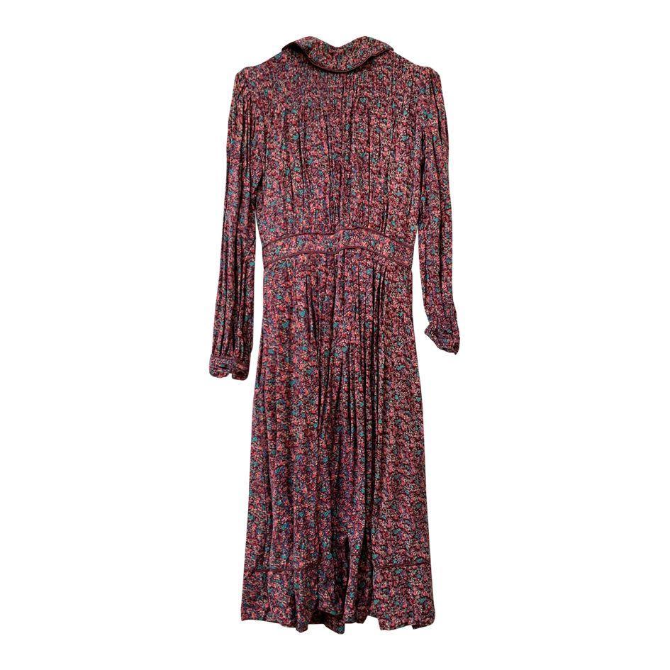 Robes - Robe longue imprimée