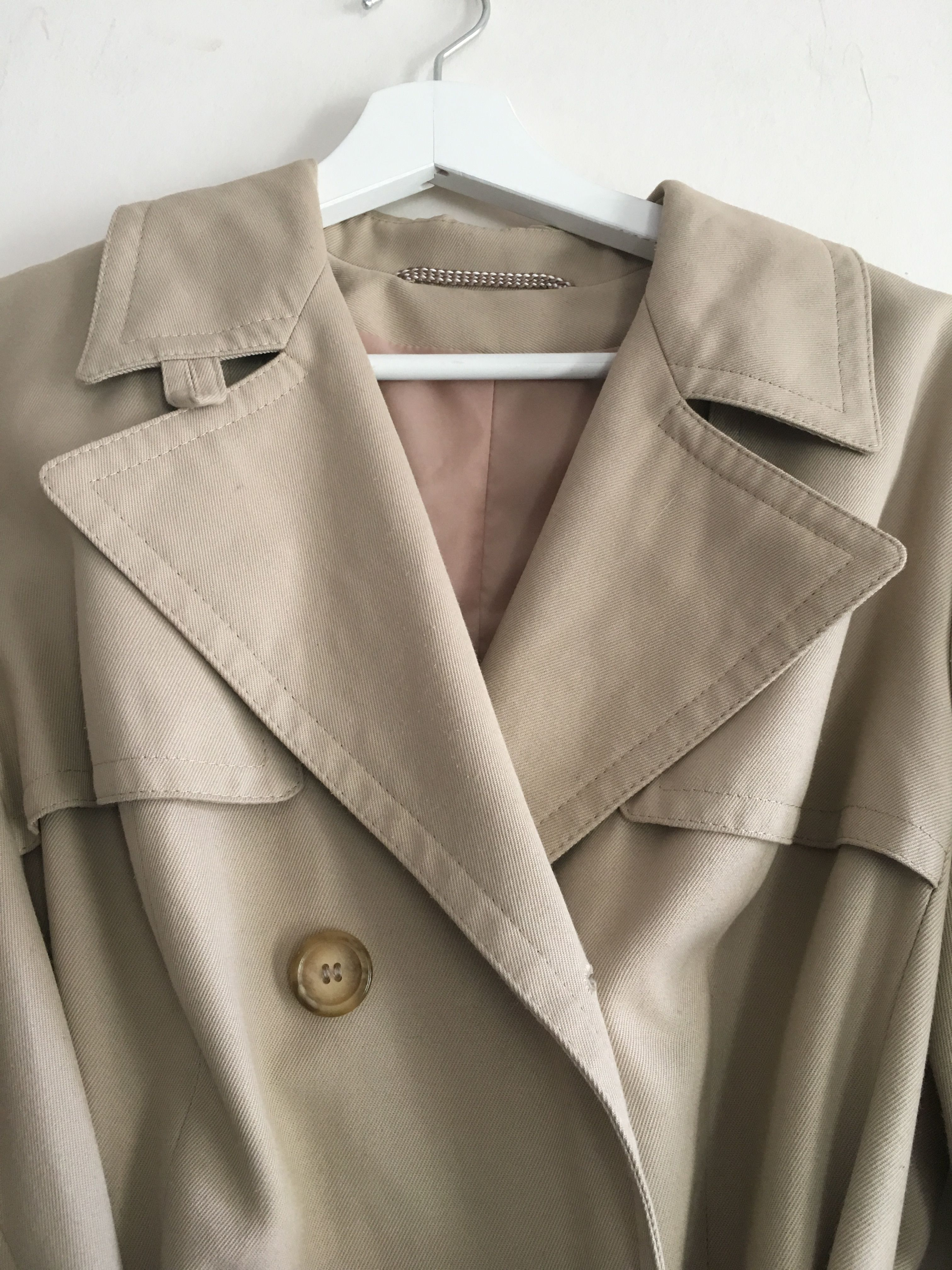 Manteaux - Trench beige