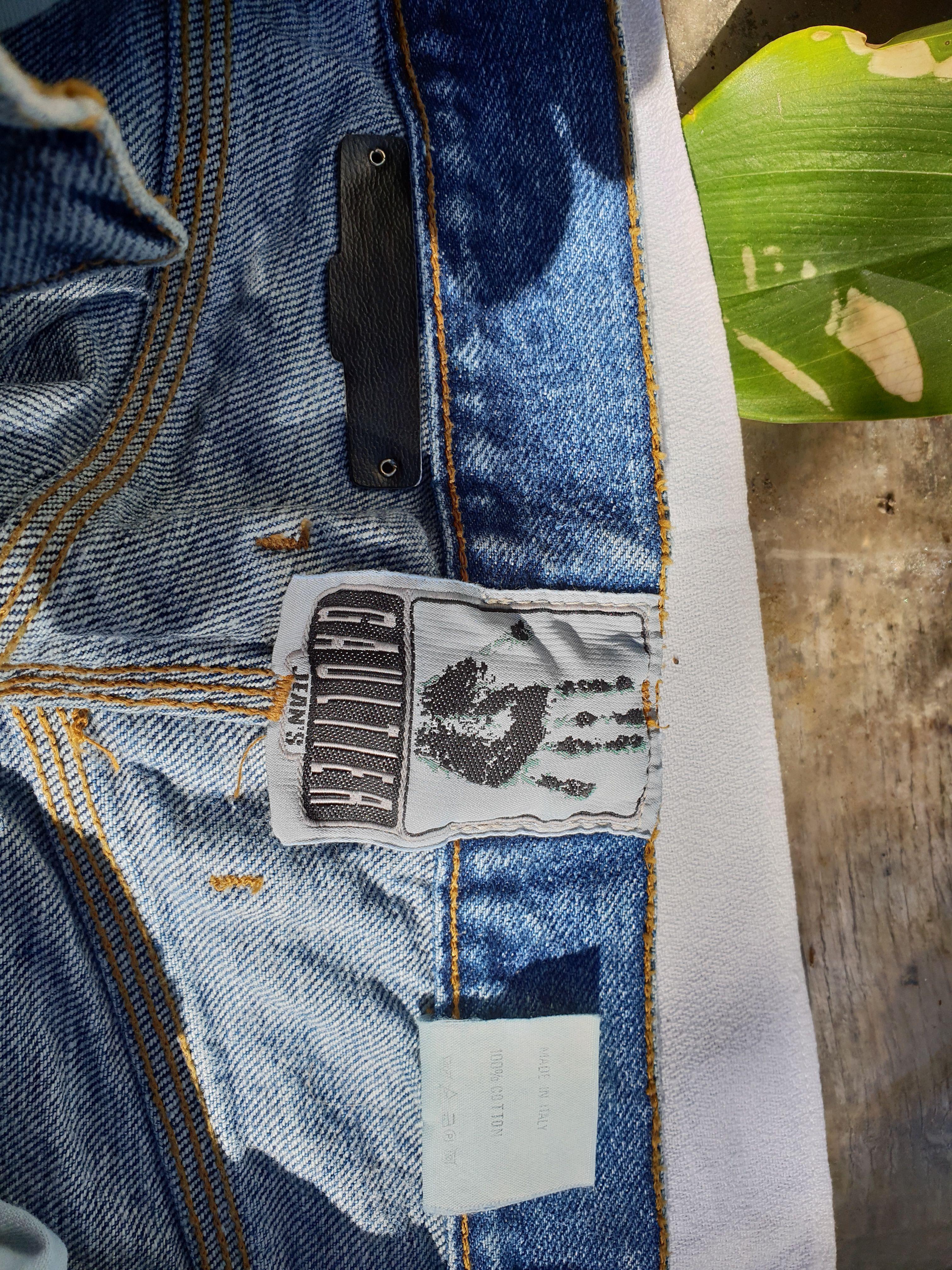 Pantalons - Jean Jean Paul Gaultier