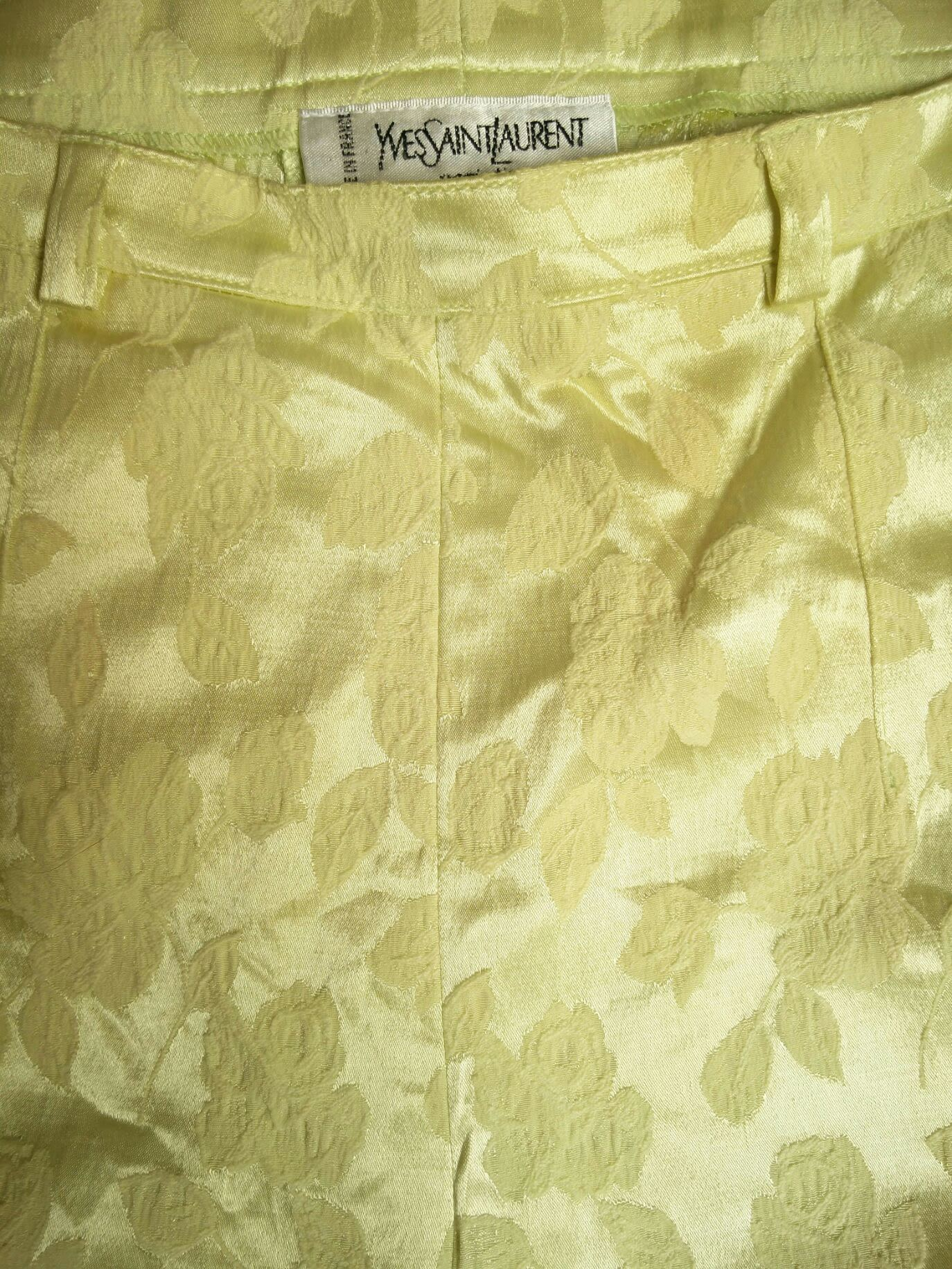 Pantalons - Pantalon Yves Saint Laurent