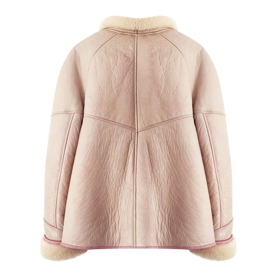 Manteaux - Imitation peau lainée