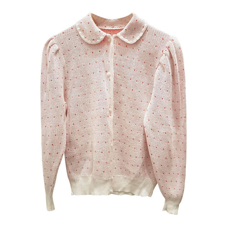 Pulls - Cardigan en laine pastel