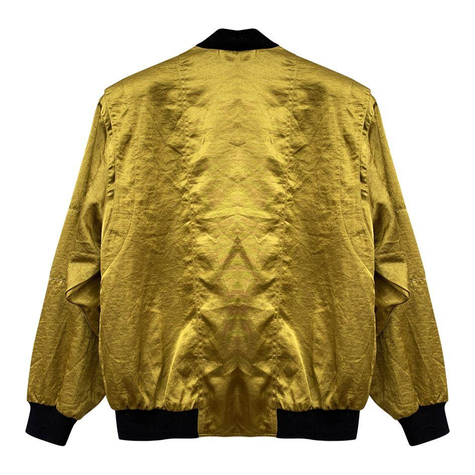 Vestes - Bomber doré