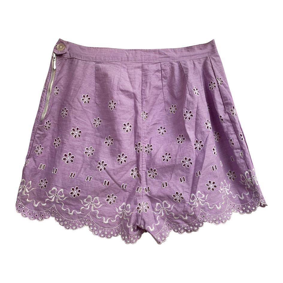 Shorts - Short brodé
