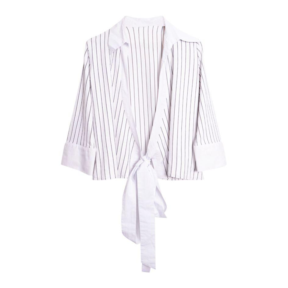Tops - Blouse à rayures