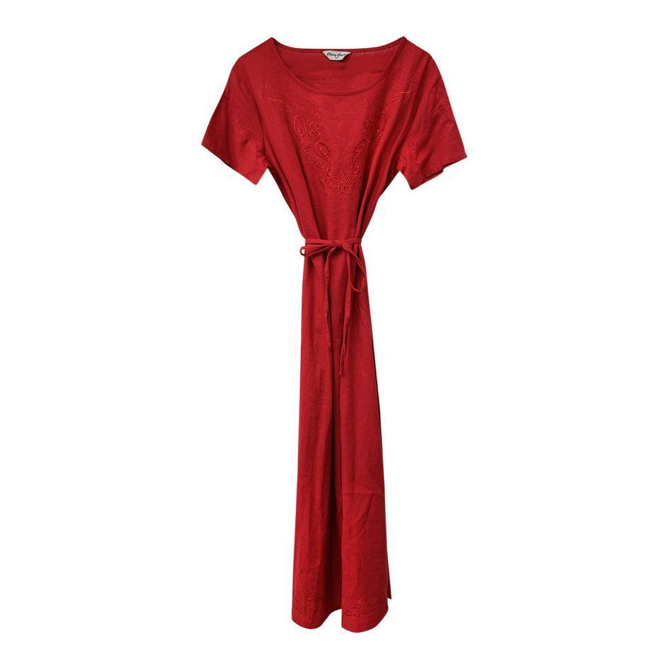 Robes - Robe brodée