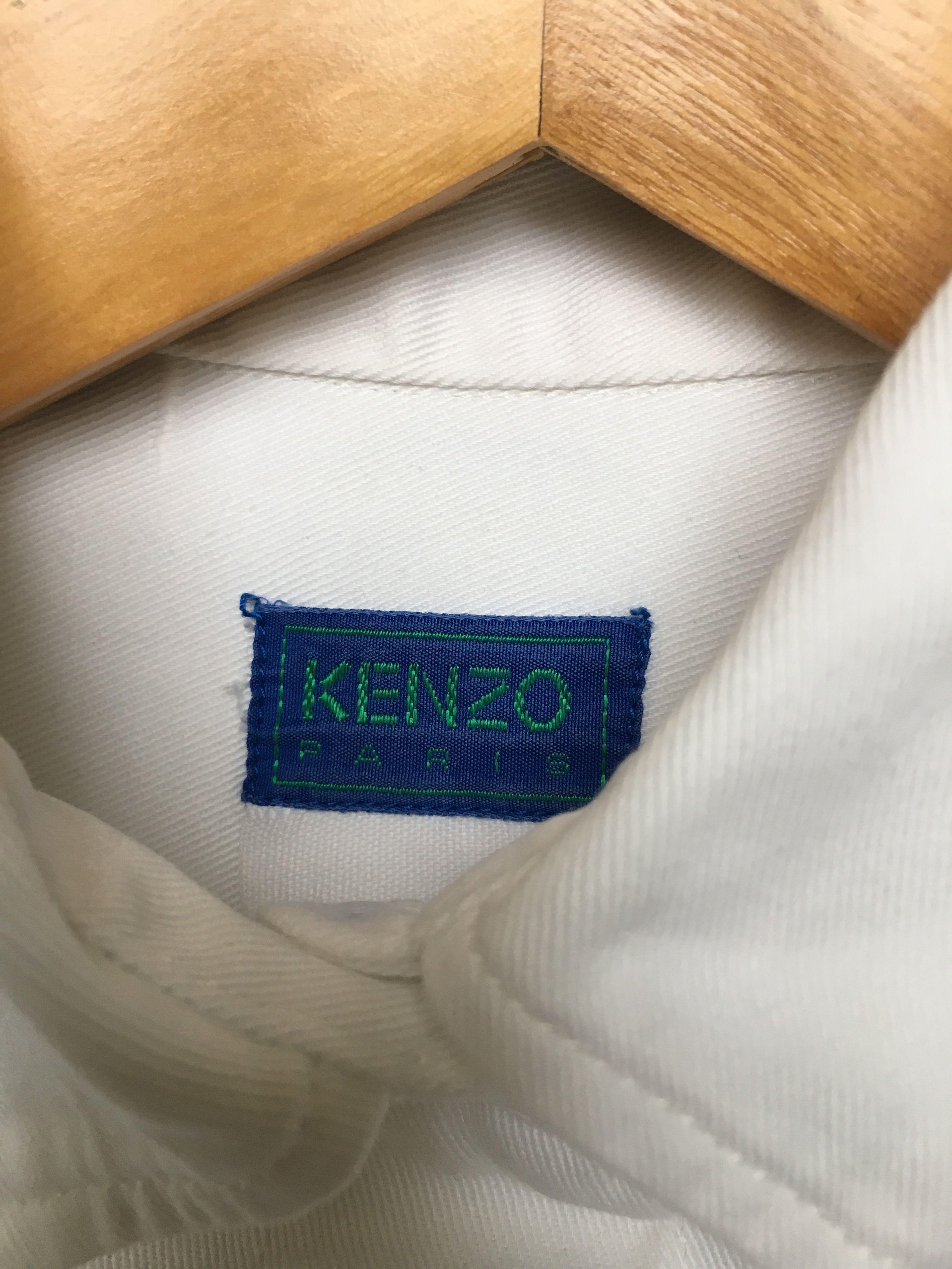 Tops - Blouse Kenzo