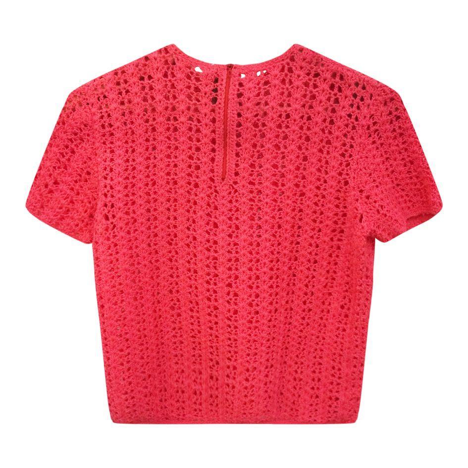 Tops - Top en crochet