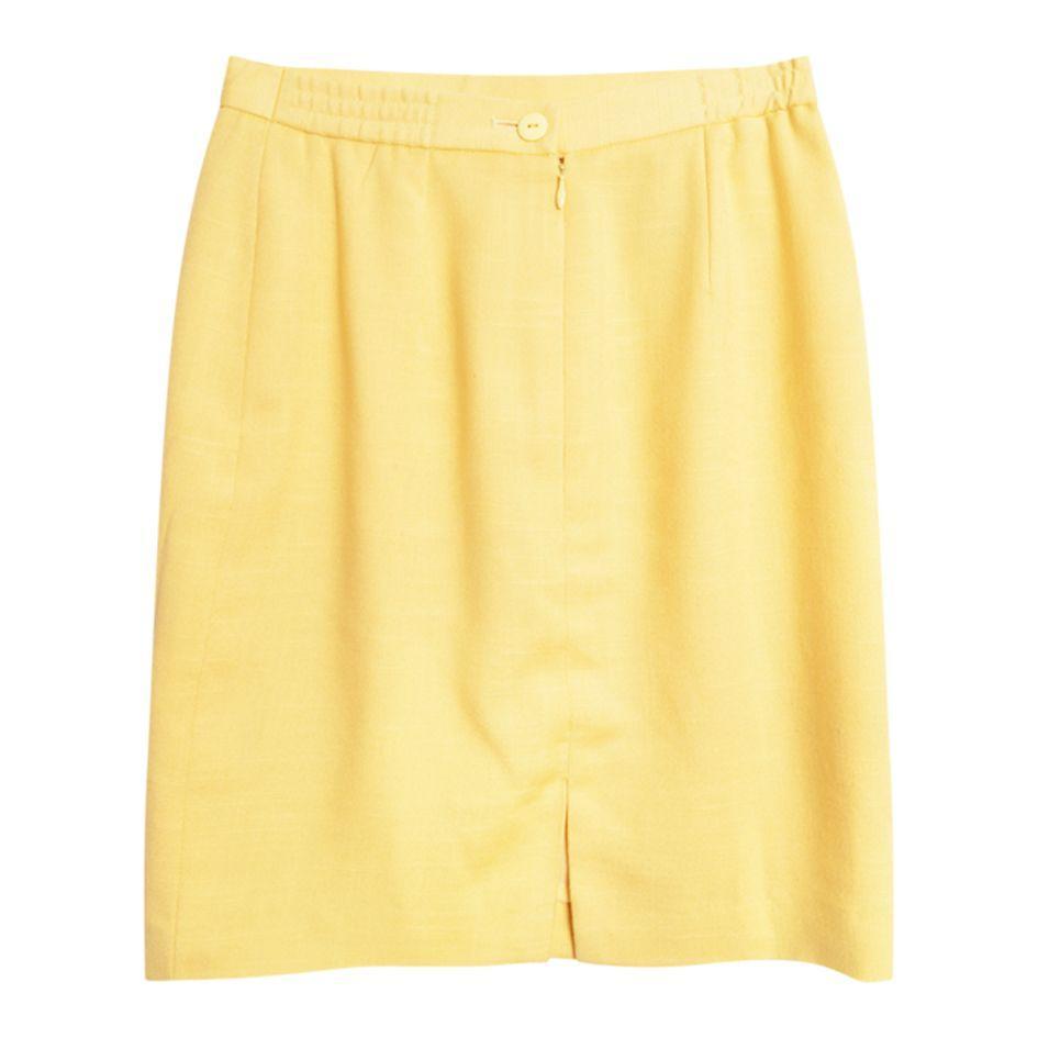 Jupes - Jupe jaune