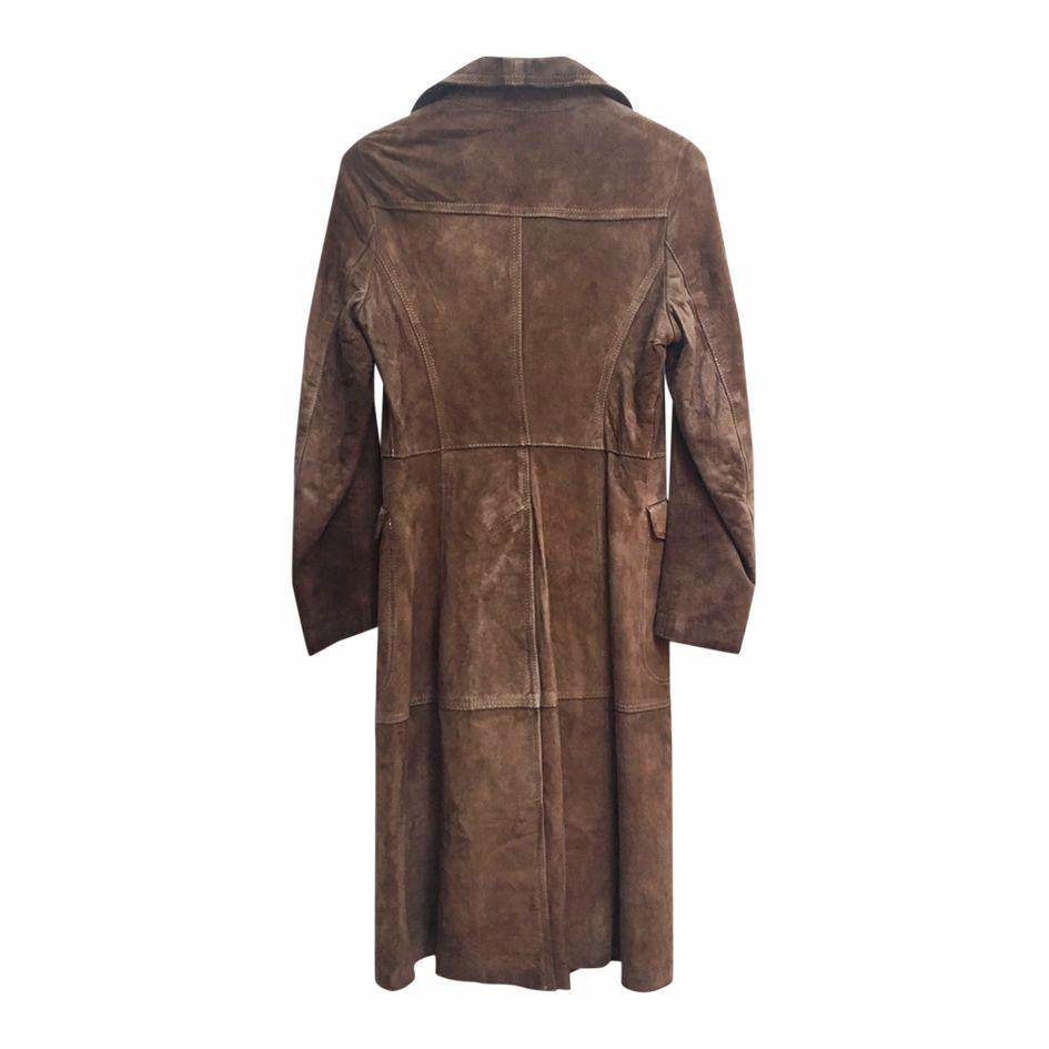 Manteaux - Manteau en daim