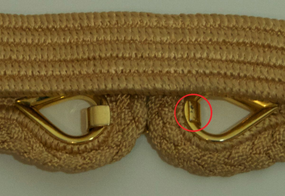Accessoires - Ceinture en corde