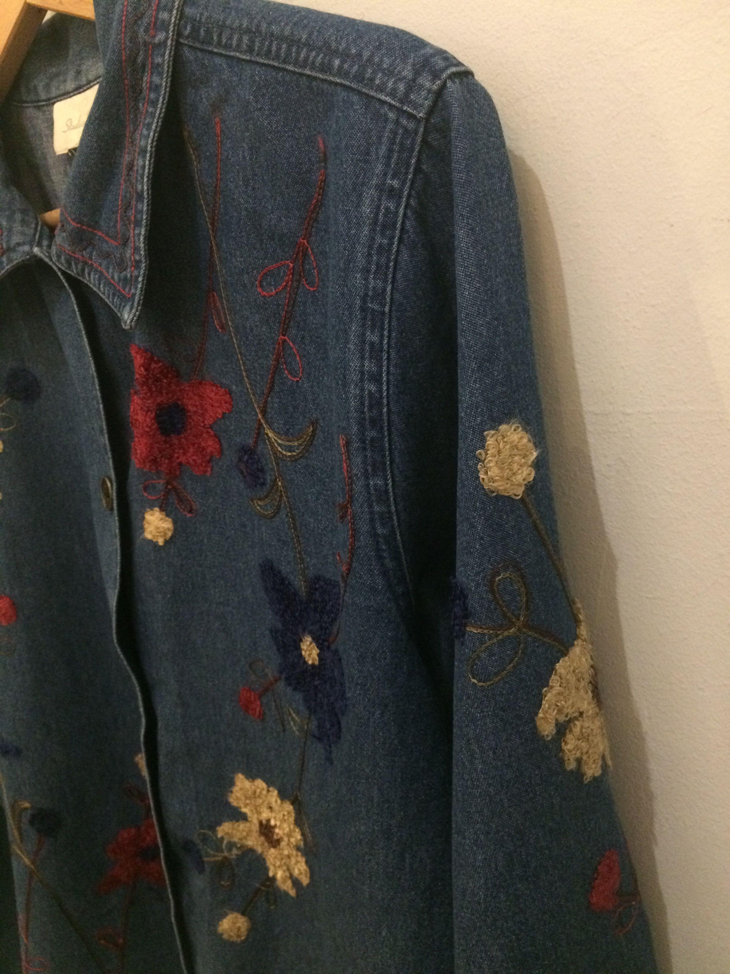 Tops - Chemise en jean