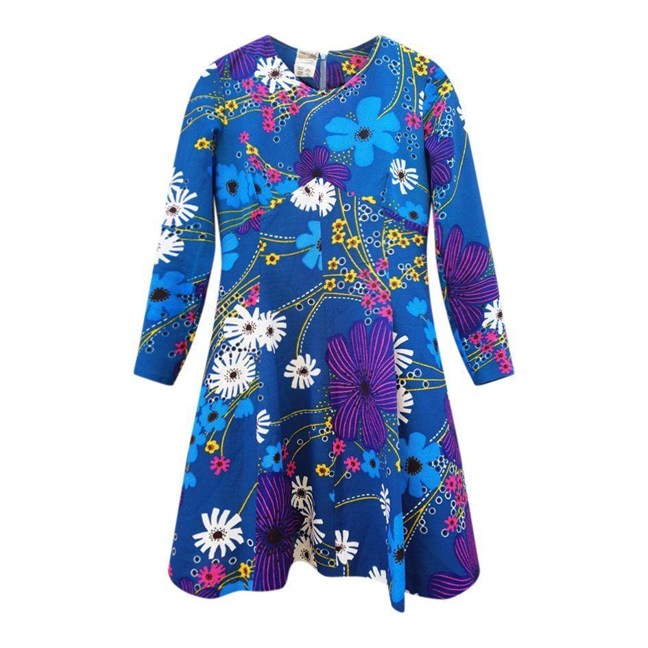 Robes - Robe à fleurs
