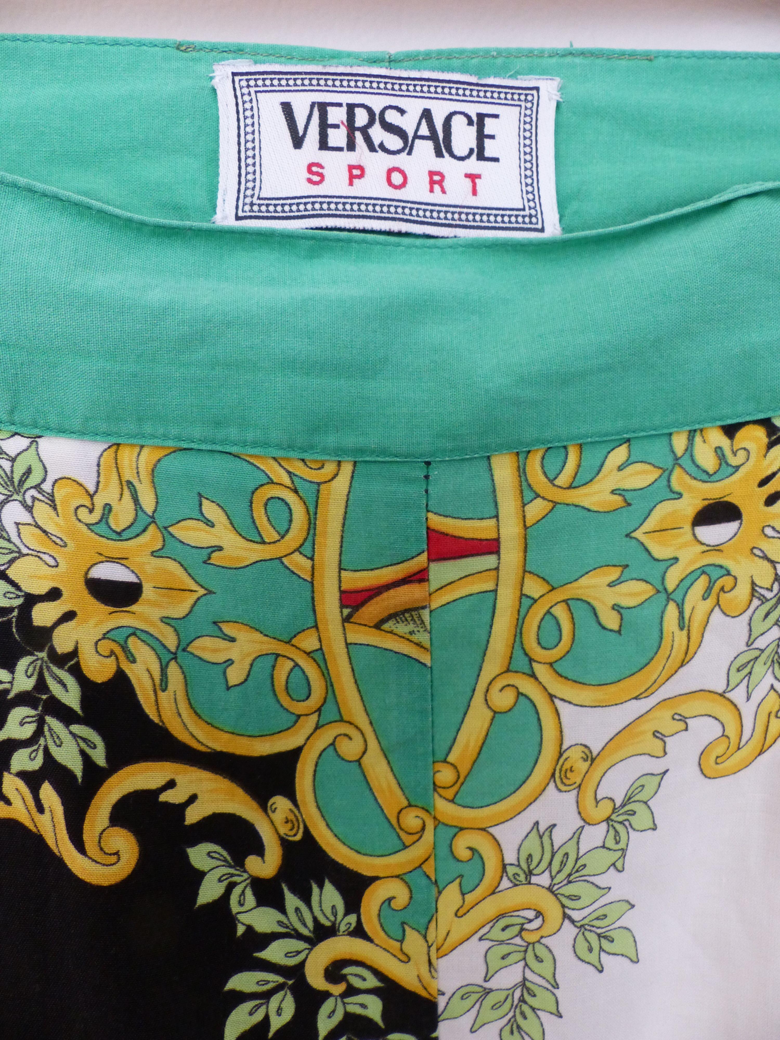 Shorts - Short Versace