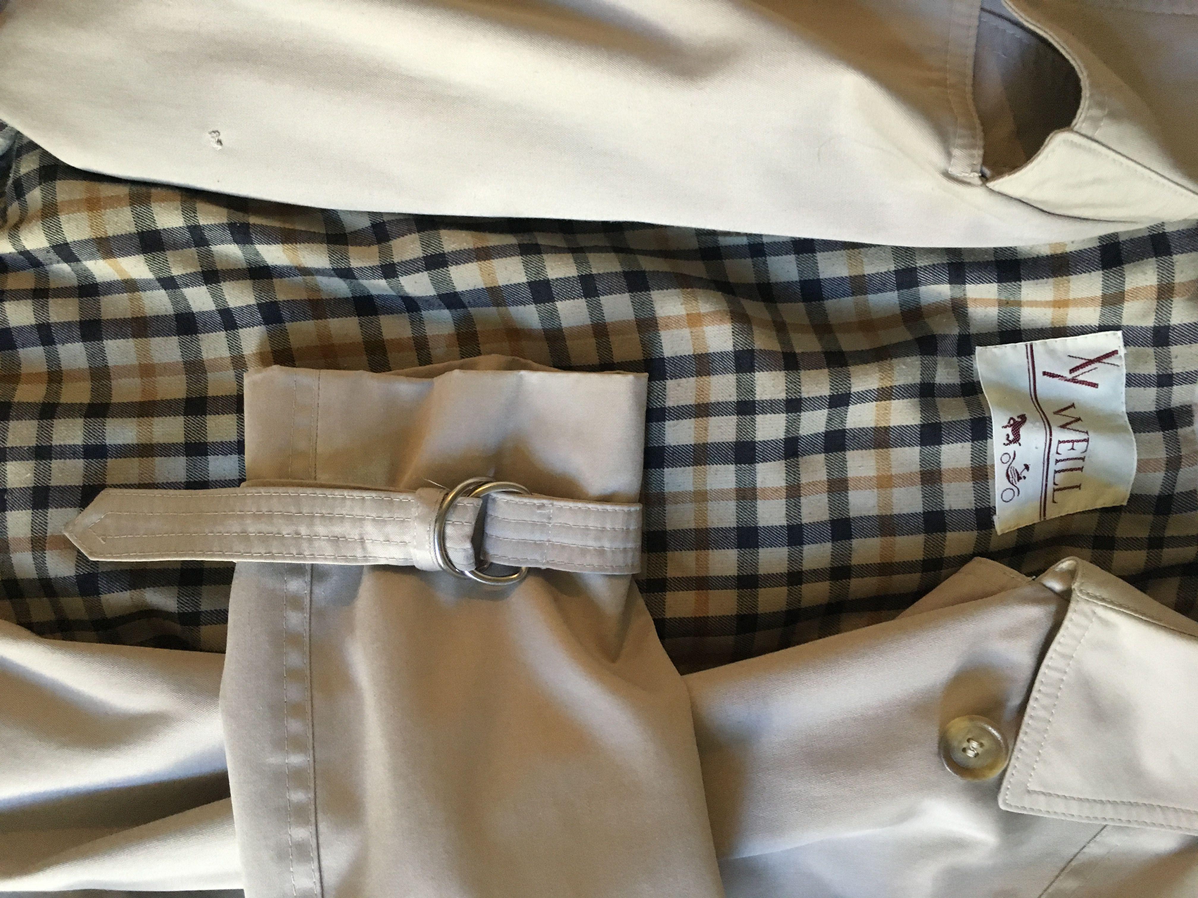 Vestes - Trench en coton