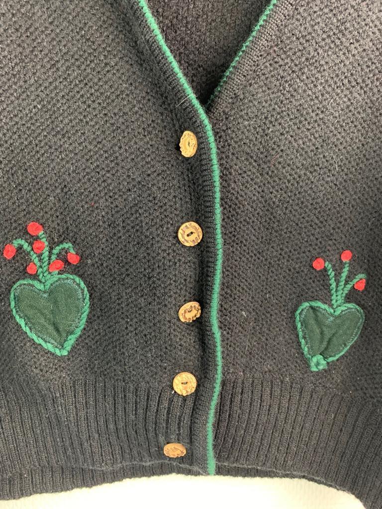 Pulls - Cardigan autrichien