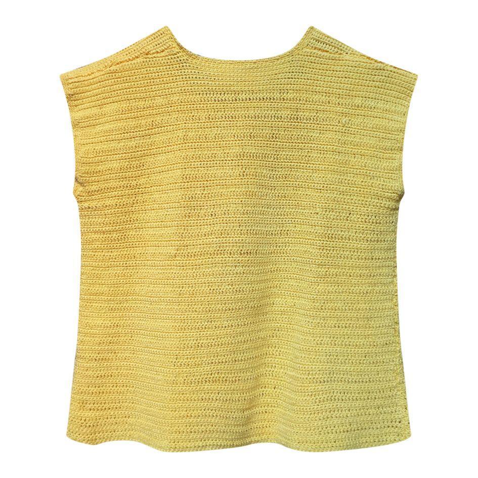 Tops - Top crochet pastel