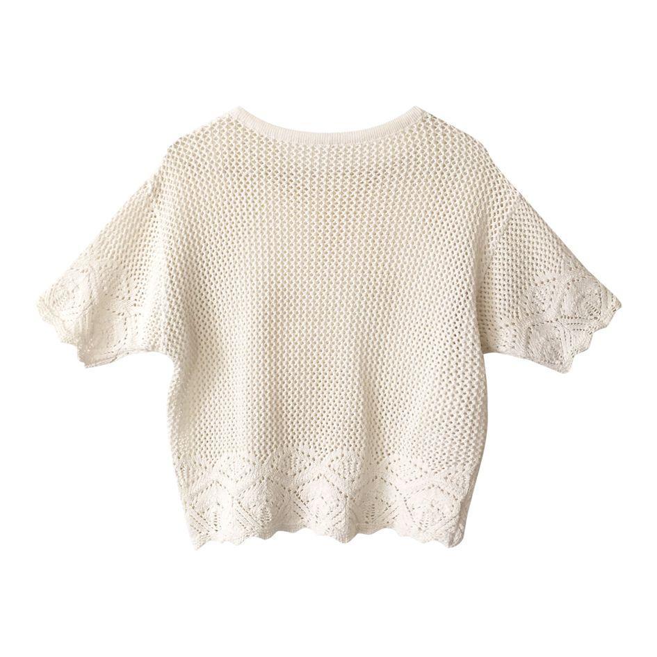 Pulls - Top en crochet