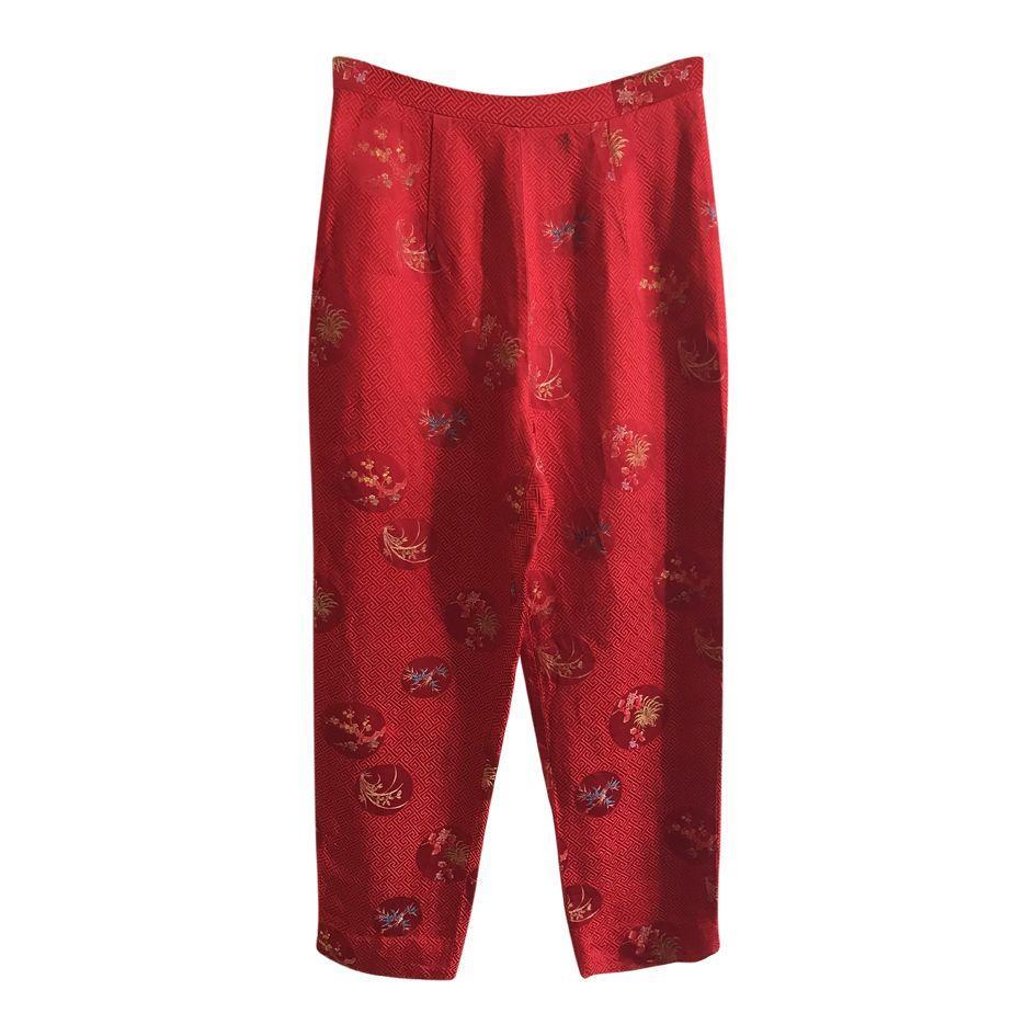 Pantalon chinois
