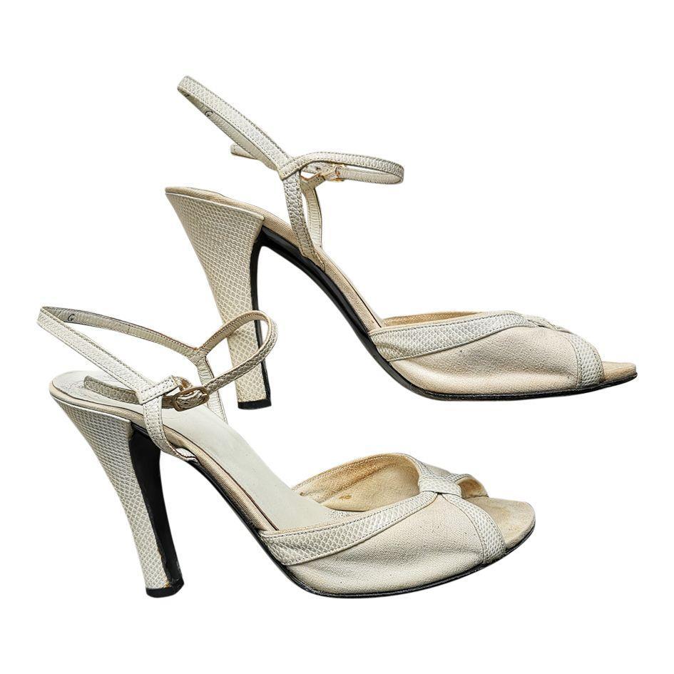 Sandales Christian Dior