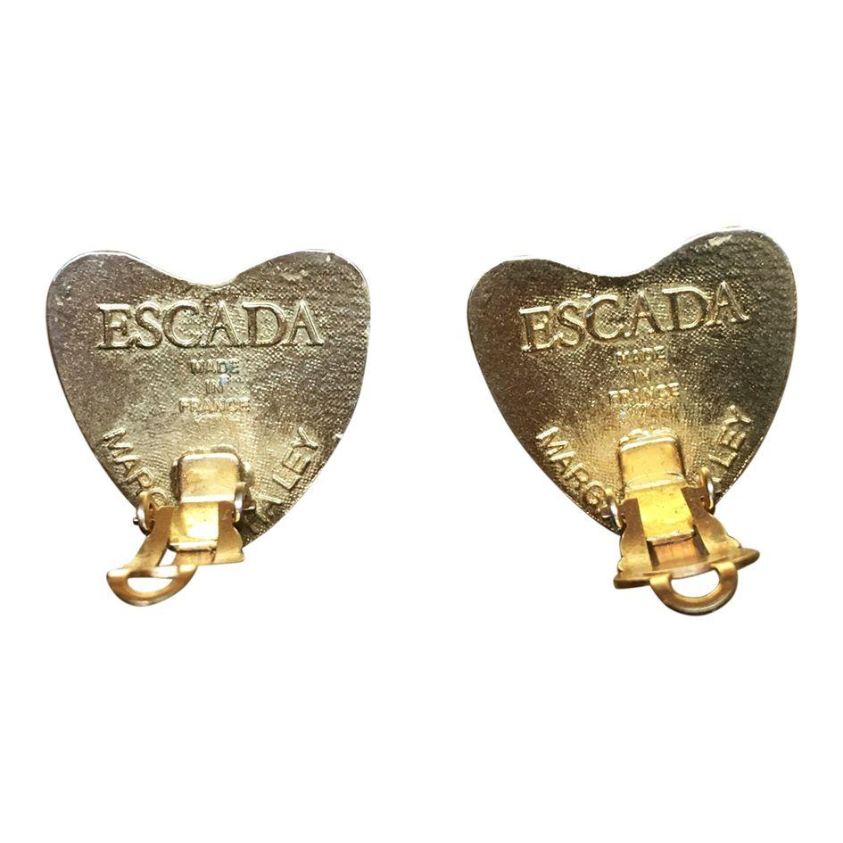 Accessoires - Boucles d'oreilles Escada