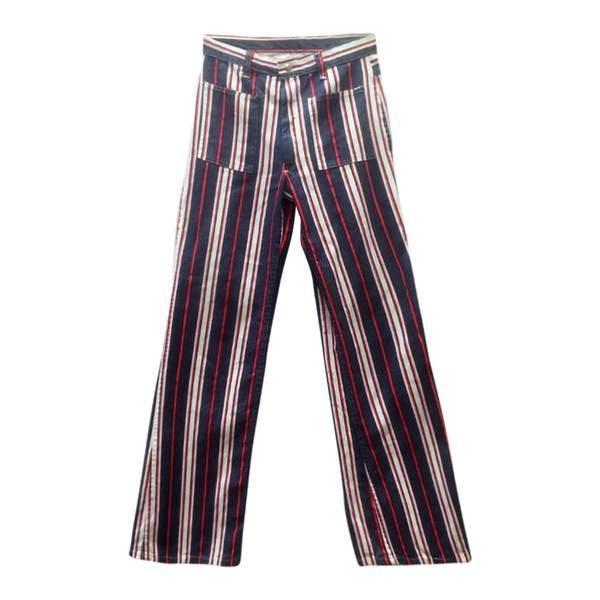 Pantalons - Pantalon à rayures