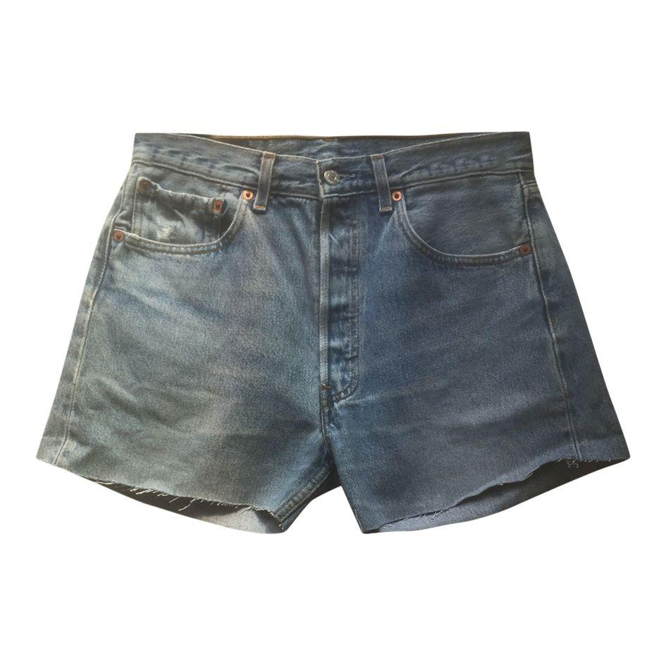 Shorts - Short en jean Levi's W31L32