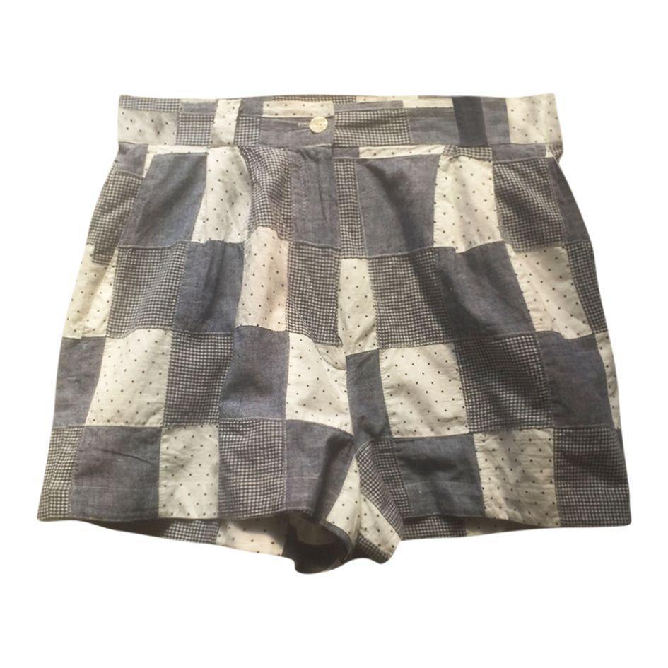 Shorts - Short patchwork