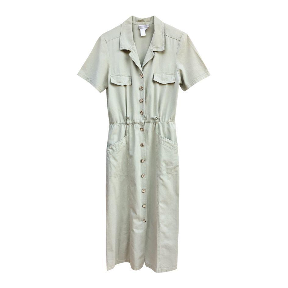 Robes - Robe Saharienne