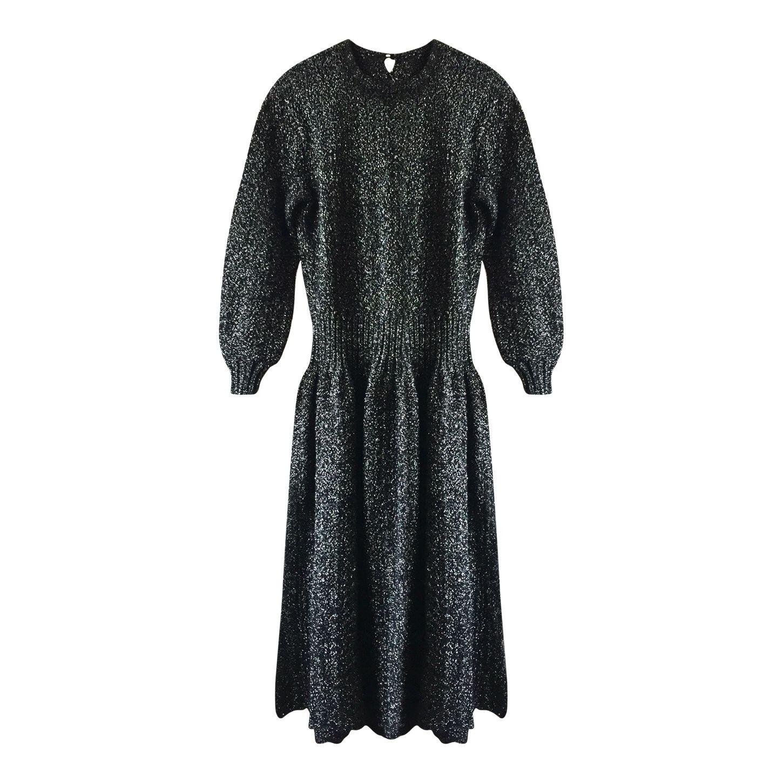 Robe en lurex