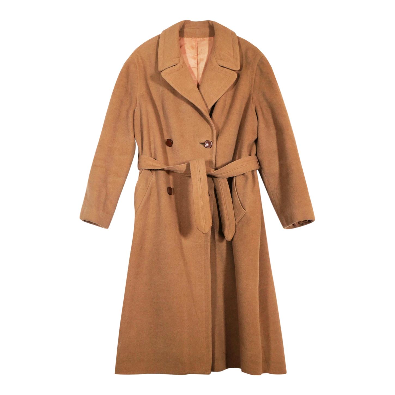 Manteau en laine*