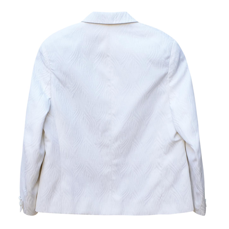 Blazer en jersey