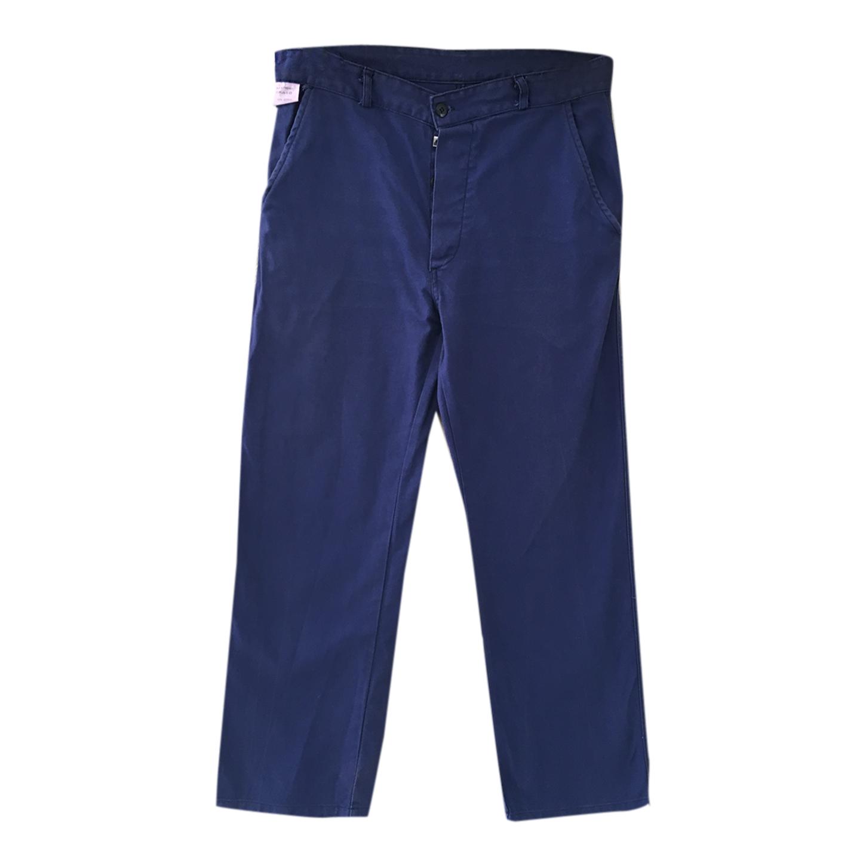 Pantalon bleu de travail